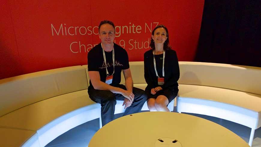 Microsoft Ignite NZ 2016
