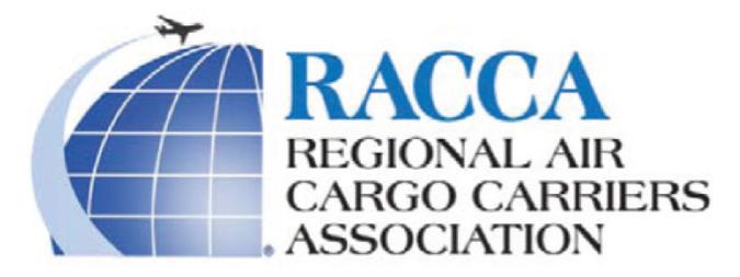Regional Air Cargo Carriers Association 2018