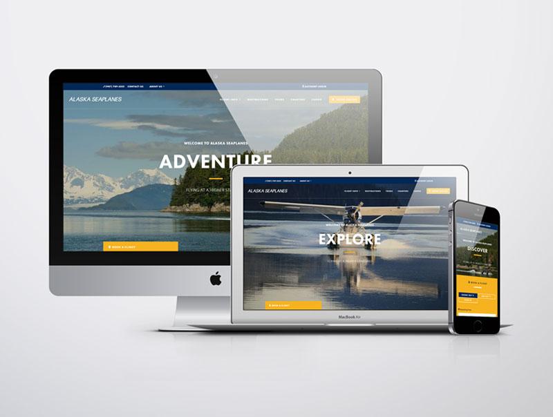 Project - Alaska Seaplanes